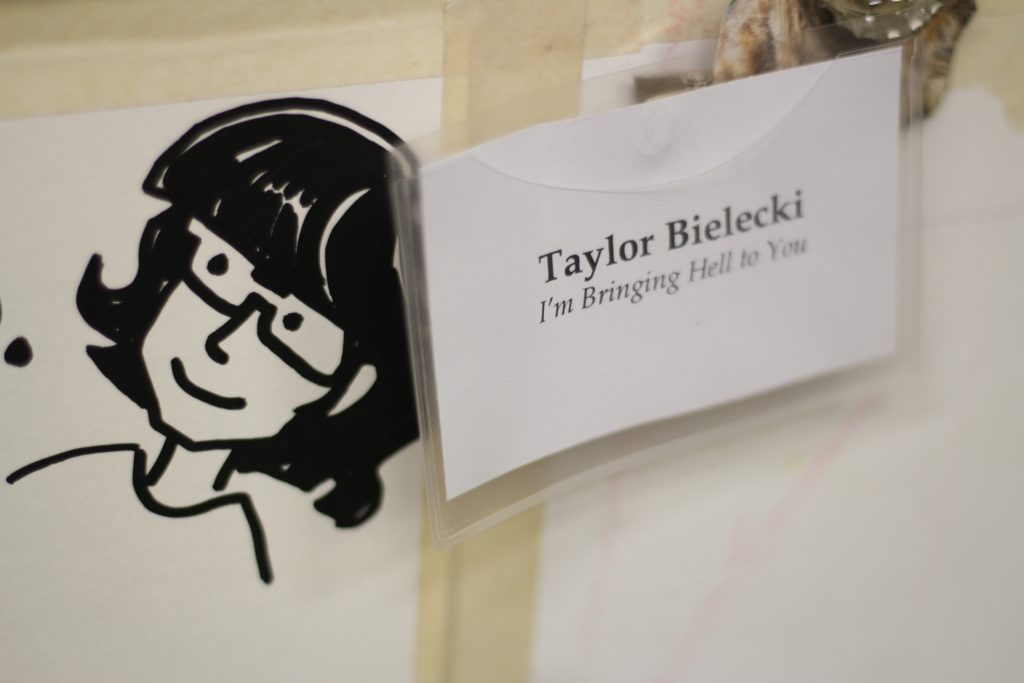 "The ""Emerging Young Artist"" Taylor Bielecki"