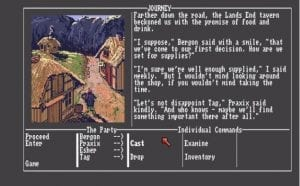 Interactive Fiction: Being a Part of the Story